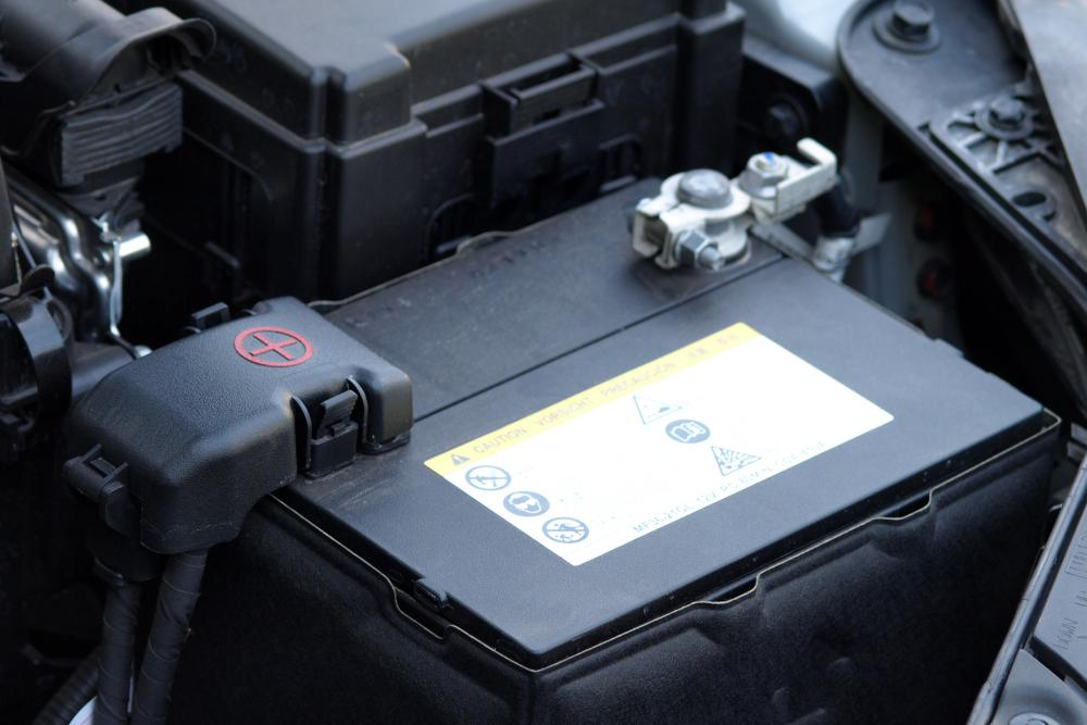 Charging and replacing a vehicle's battery is part of its maintenance.