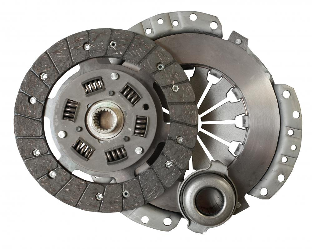 Car clutch mechanism.