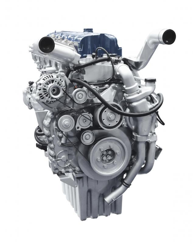 What are Some Different Components of an Automobile Engine?