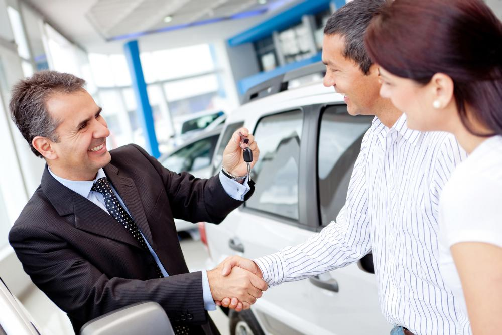 A car salesman is one example of a retail sales associate.