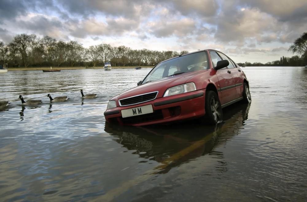 How does a Flash Flood Happen? (with pictures)