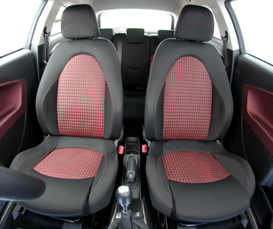 What is the best way to clean car upholstery with pictures for How to clean interior car seats