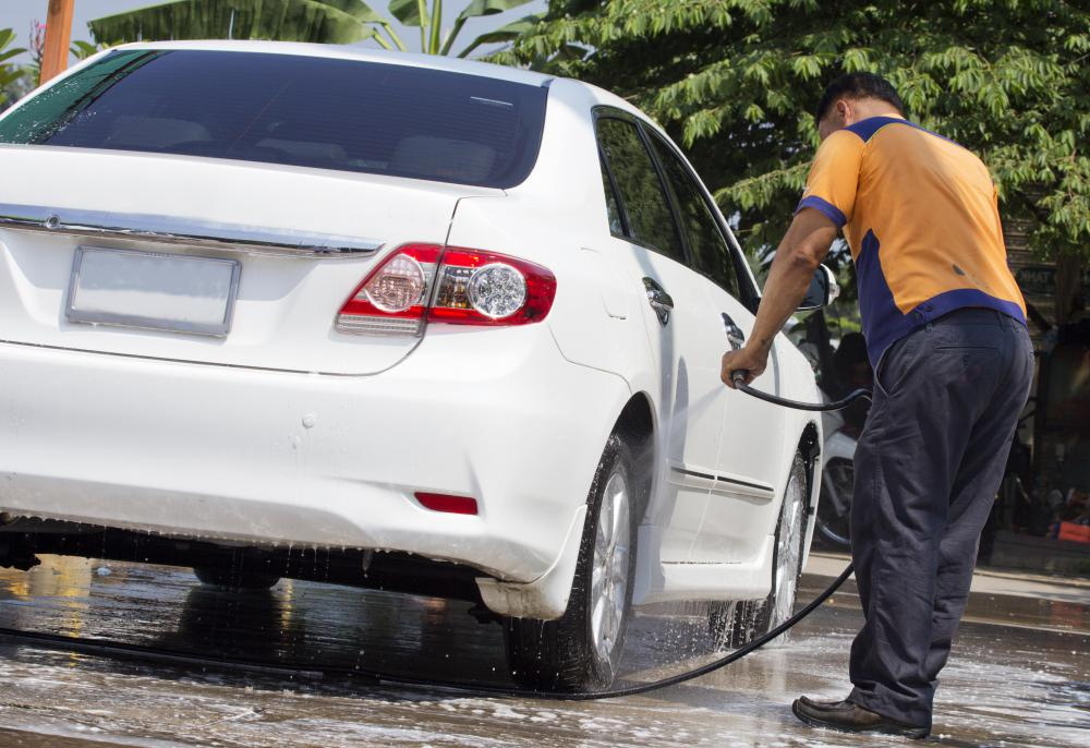 White cars tend to be more popular because they are easier to keep clean.