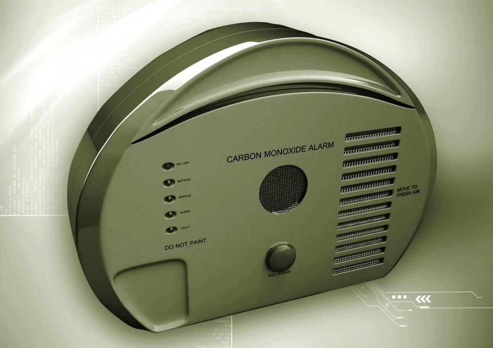 If a carbon monoxide detector goes off in a building or home, those inside should immediately evacuate to the outdoors.