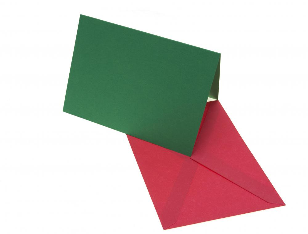 Cardstock is available in many colors.