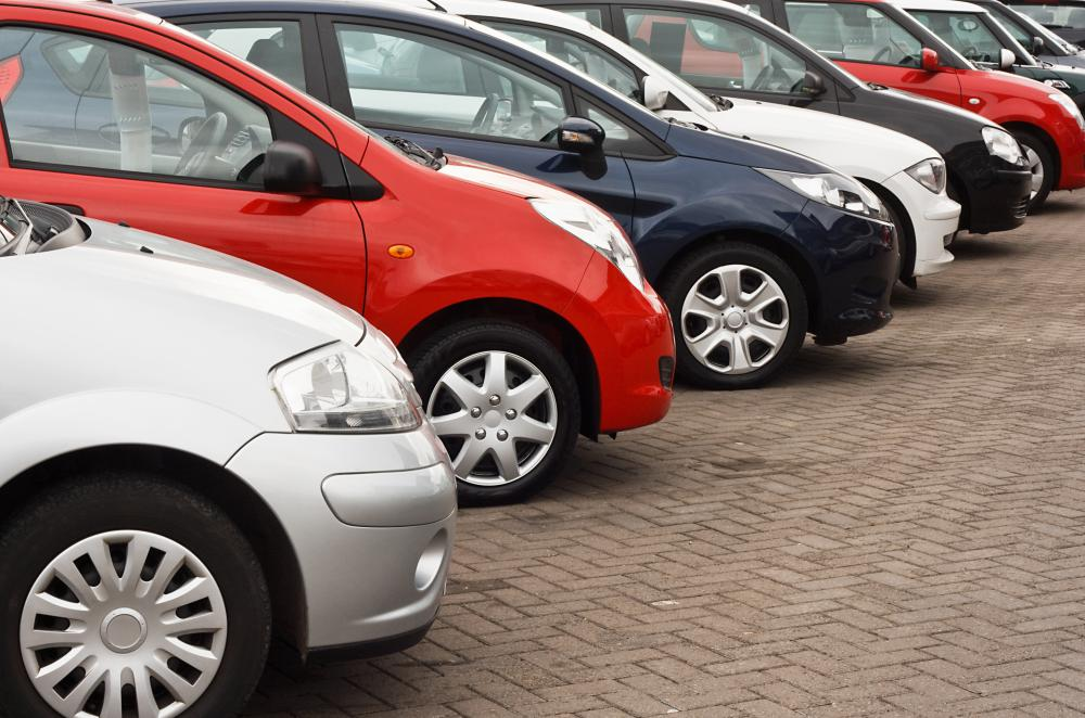 Renting a car online is trickier than renting in person because customers can't inspect the car first.