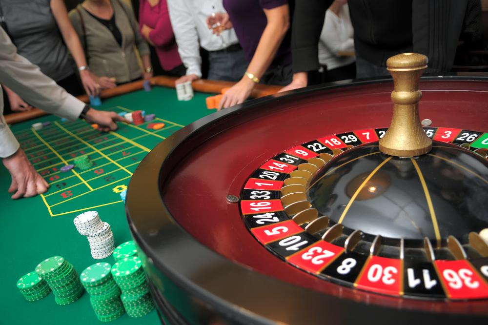 Some cruise ships offer casino games for passengers.
