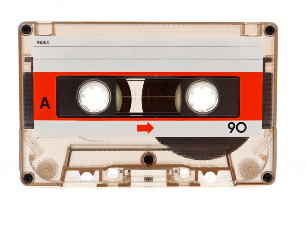 The popularity of the cassette peaked in the 1980s and 1990s.