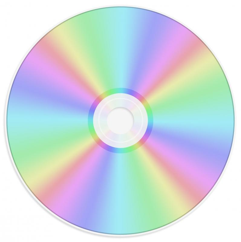 CDs are made of polycarbonate.