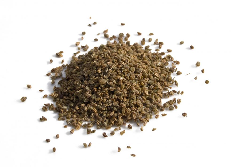 Russian dressing often contains celery seed.