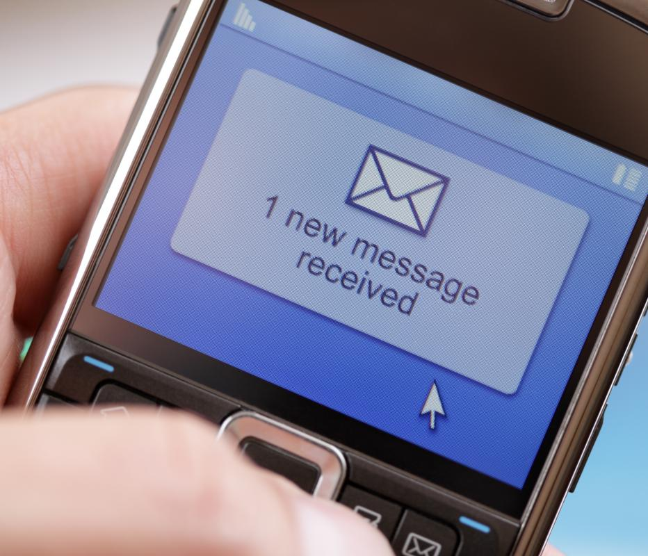 It might be possible to retrieve text message several days after they have been deleted.