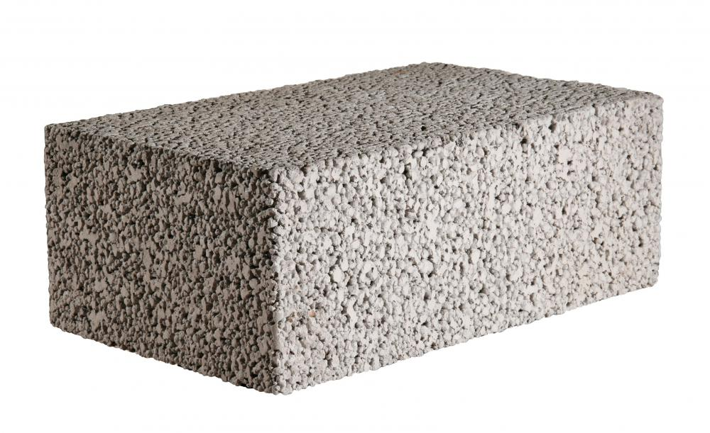 Homemade cement bricks can provide a number of indoor decorative finishes.
