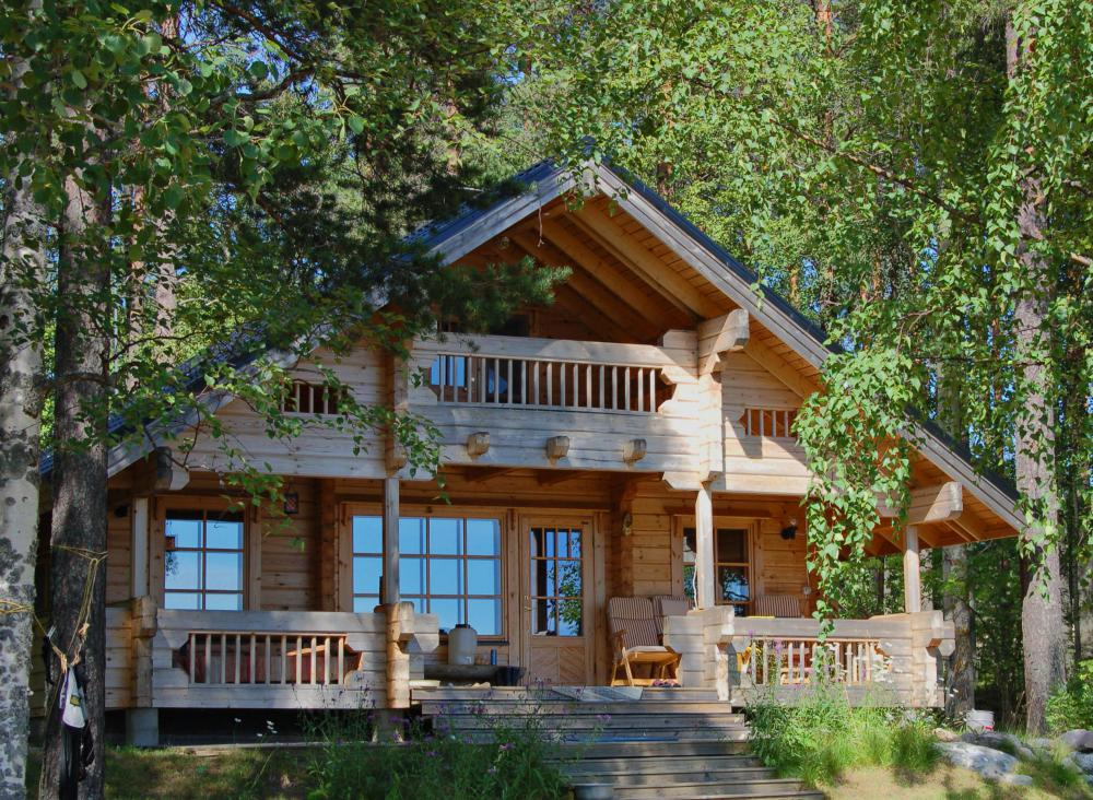 Pet friendly cabins are vacation cabins which accommodate pets as well as people.
