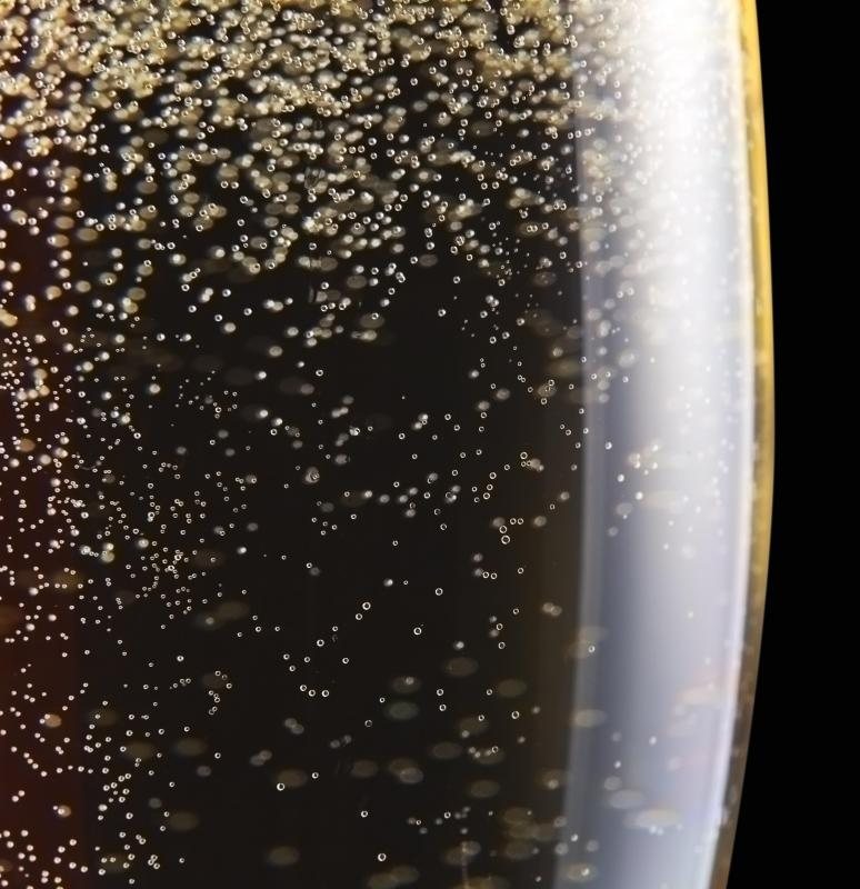 Many believe champagne aged in magnum bottles is superior to champagne aged in smaller bottles.