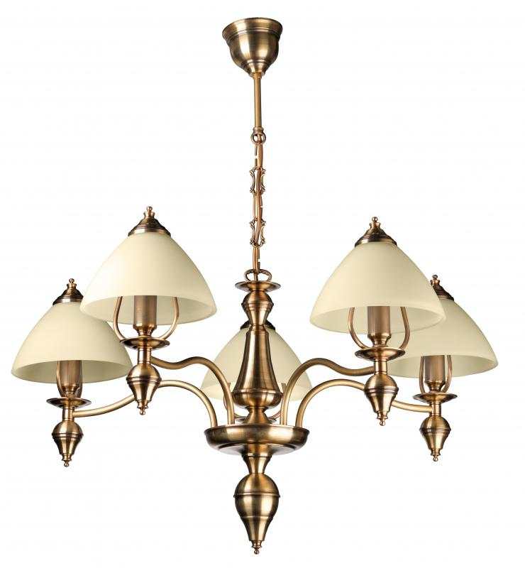 Chandeliers are a type of decorative home lighting.