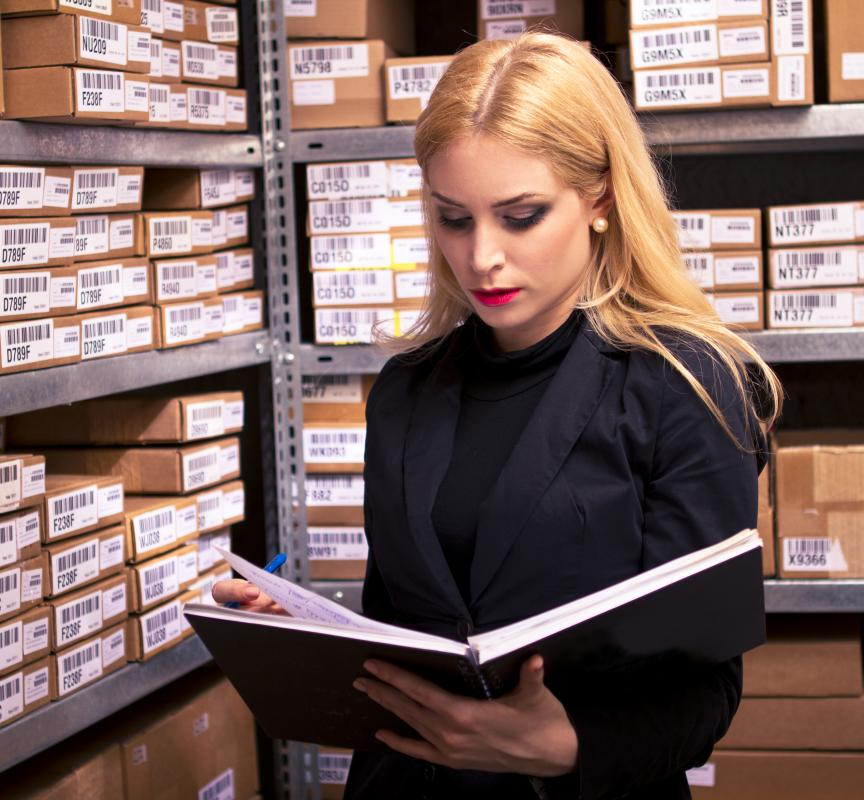What are the best tips for parts inventory management for Parts room organization