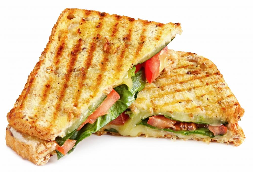 Panini can be a type of cheese sandwich.