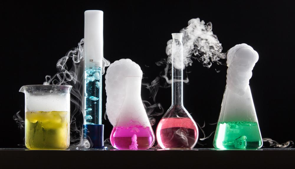 Collision theory explains why certain chemical reactions take place.