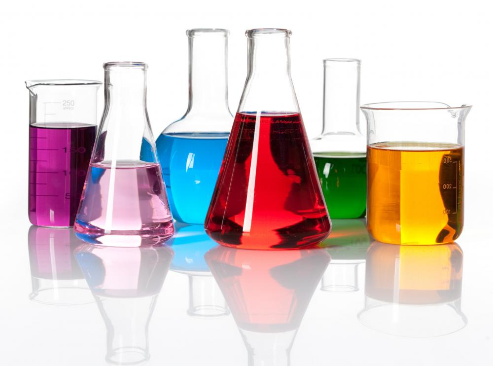 Chemistry is one of the natural sciences.