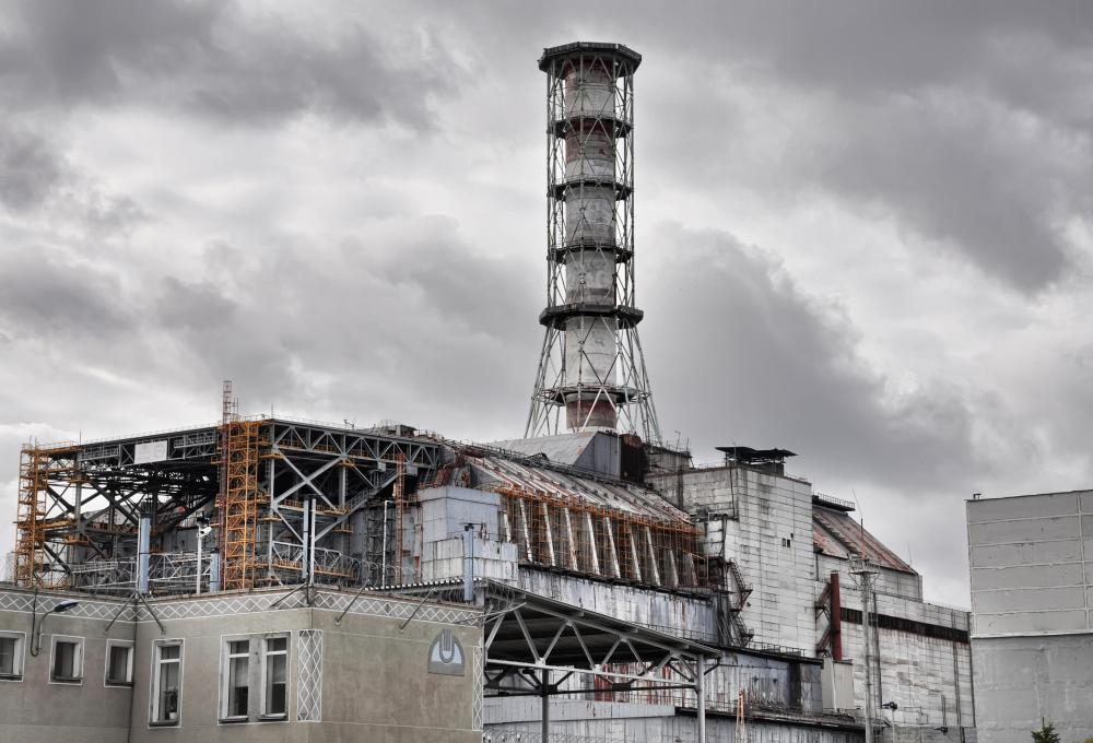 Disasters at a nuclear power plant could cause scores of injuries and deaths, such as what happened at Chernobyl in 1986.