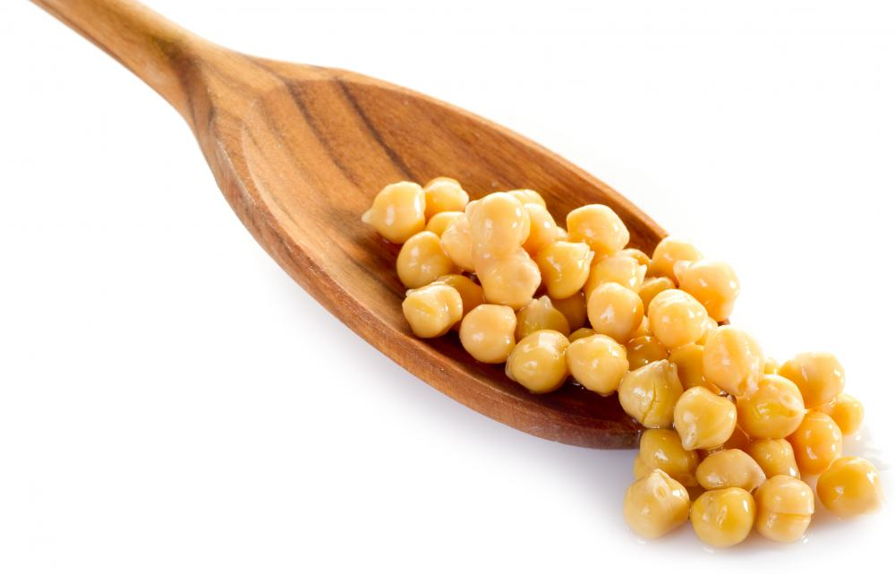 Those with type 2 diabetes can eat chickpeas.