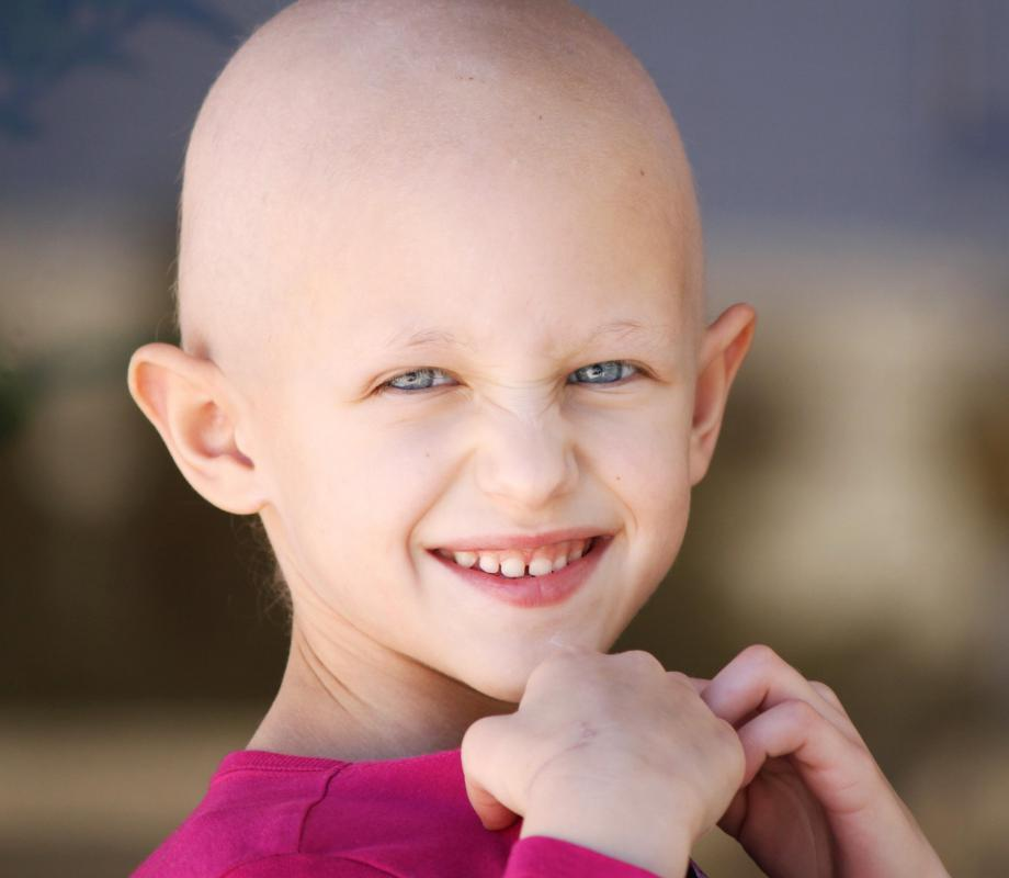 Chronic myeloid leukemia is rare in children.