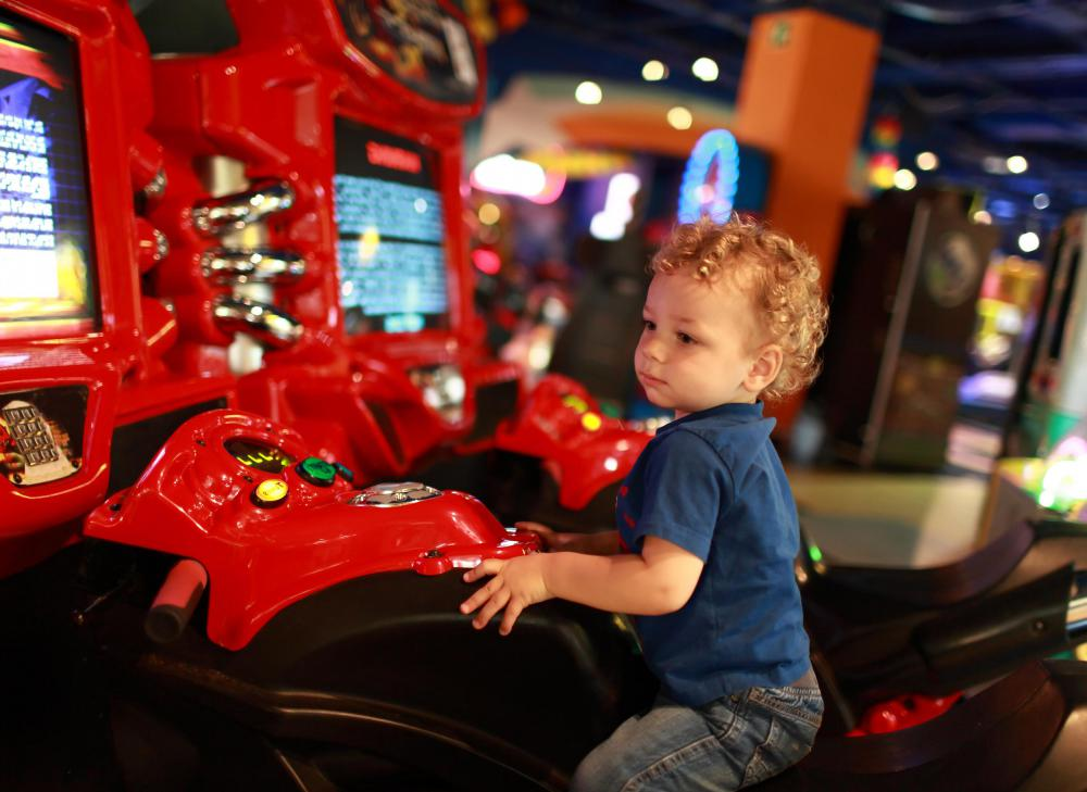 Cruises that feature video arcade rooms will be suited for kids.