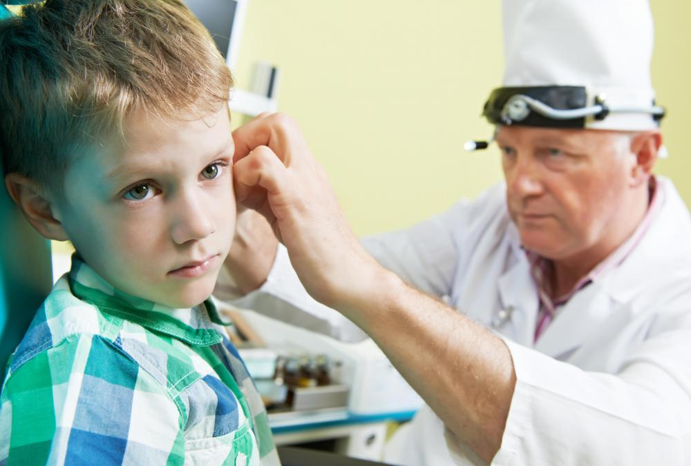 Nasal congestion can lead to ear infections in children.