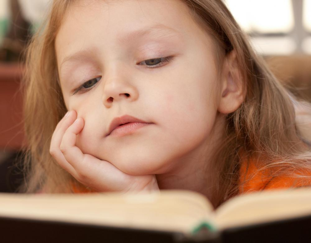 Allowing a child to read a book of her own choosing may result in longer reading periods.