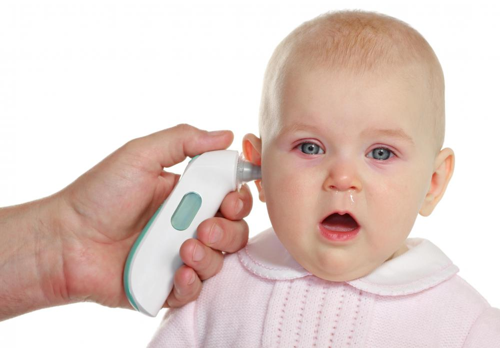 A baby may develop a fever as a result of an umbilical cord infection.