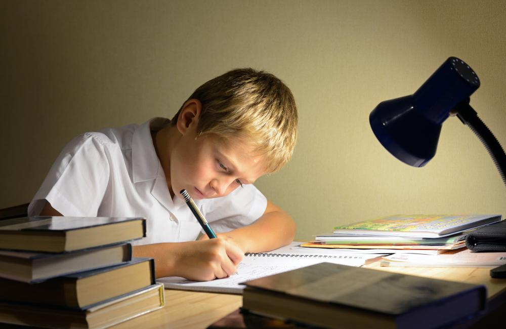 Home-schooled children can't talk with other students about things like homework.