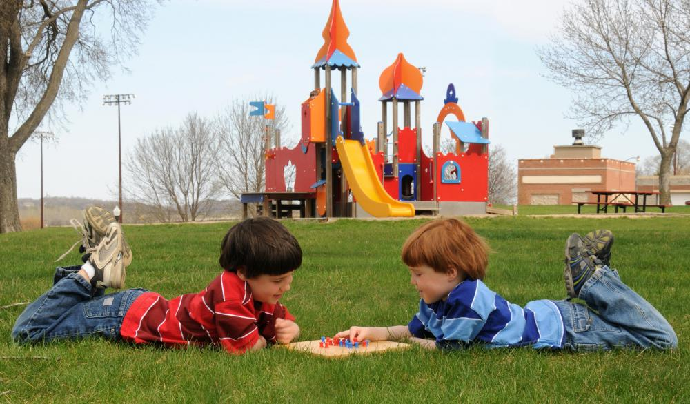 Sociologists may study how children get along with one another.