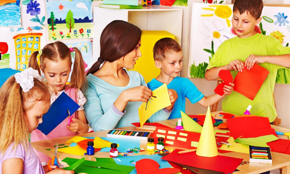 People who work in daycare centers will be required to undergo a background check.