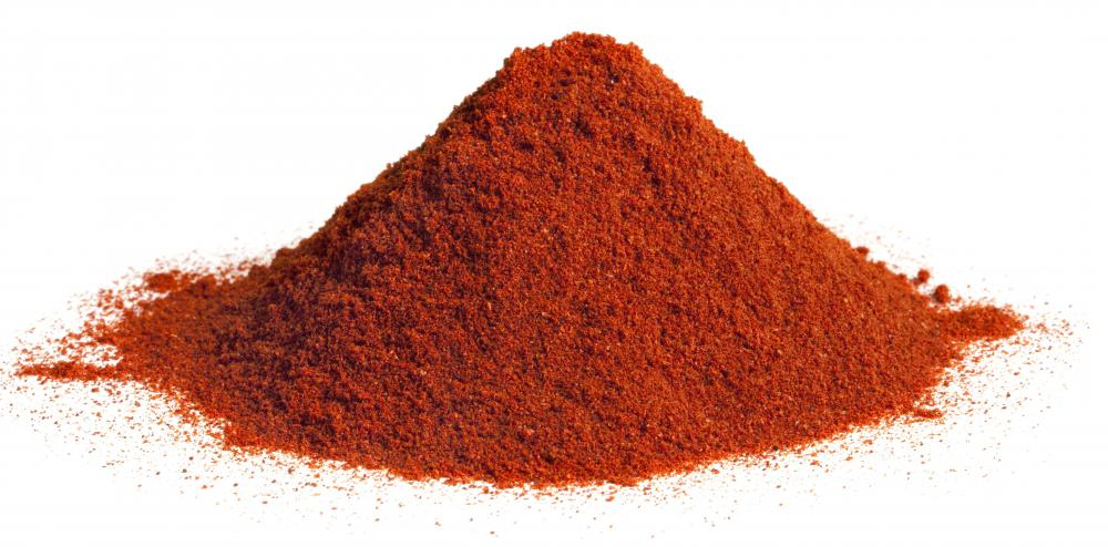 Chili powder can be used to flavor tomato salsa.