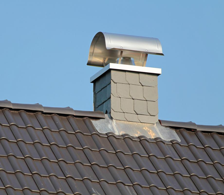 What Is A Chimney Cap With Pictures