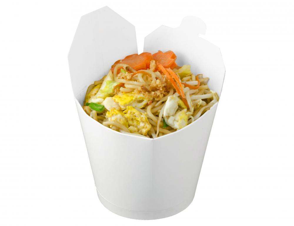 Asian cuisine is very popular in the United States.