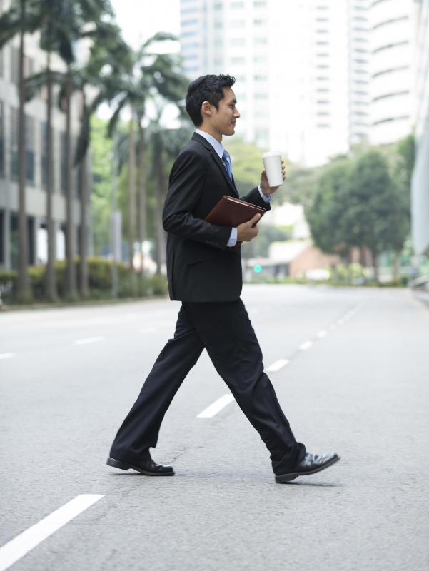 Jaywalking may refer to a person's failure to cross a city street at a designated intersection or crosswalk.