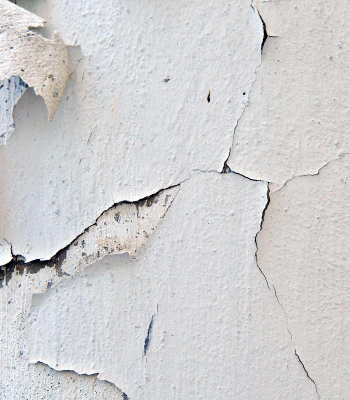 Chipping paint is just cosmetic and can easily be repaired.