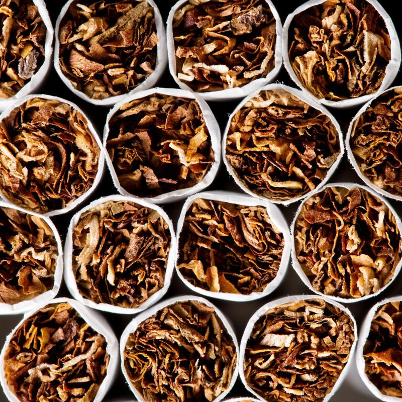 Cigarette smoking can worsen peptic ulcers.