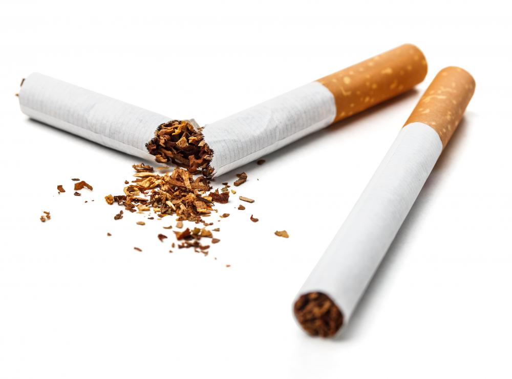 Smokers who wish to quit might turn to nicotine patches.