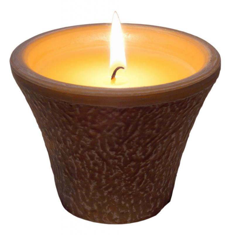 A wholesale candle.