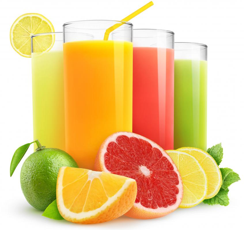 Hesperidin can be found in citrus juices with pulp.