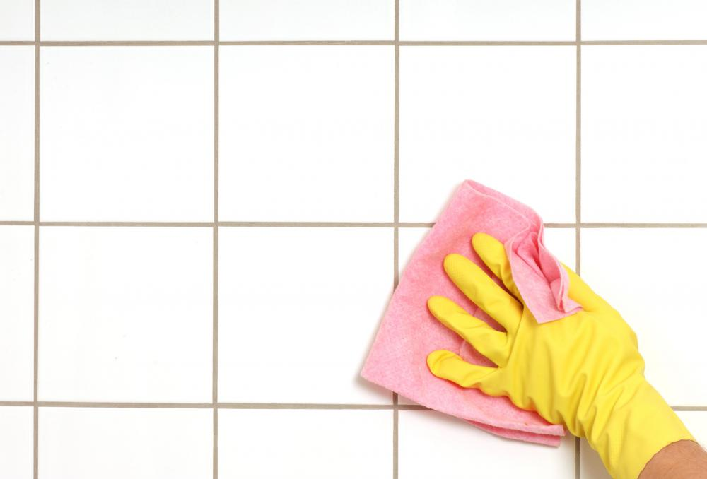 What is the Best Way to Clean Grout with pictures