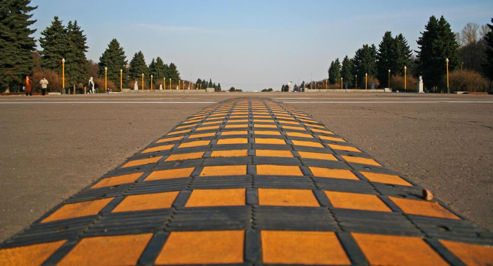 A traffic engineer might determine if speed bumps will help with traffic problems.