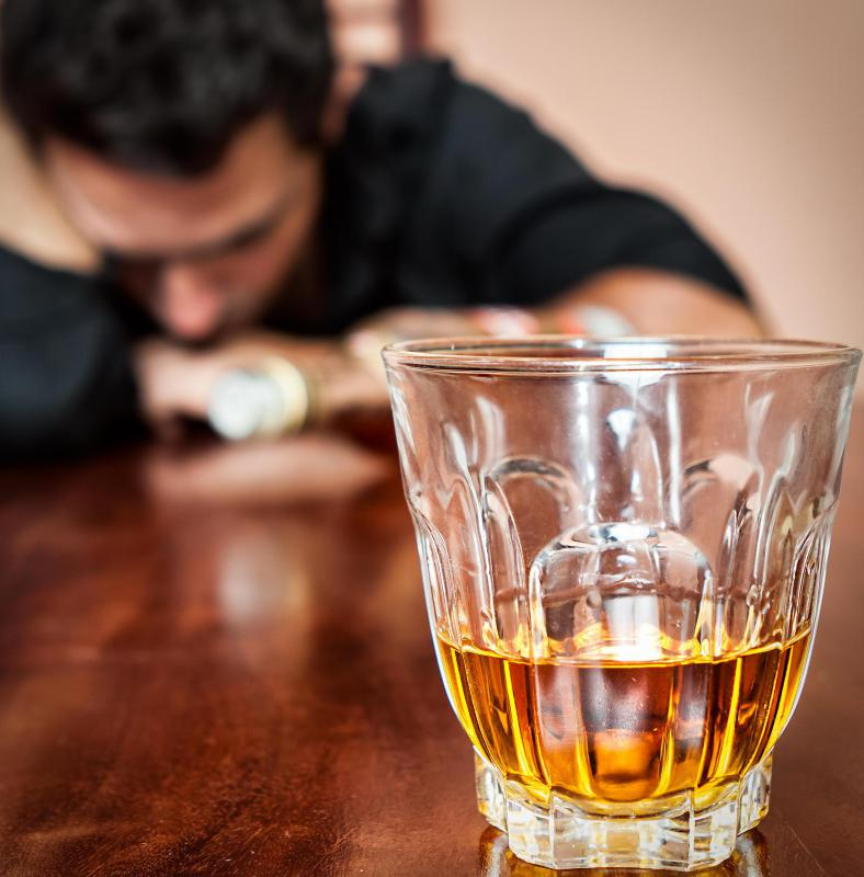 Alcoholism increases the risk of osteoporosis.