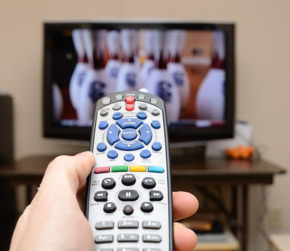 Remote control televisions were first commercially produced during the 1950s.