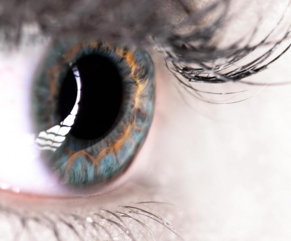 Different types of prosthetic eye have been in existence for centuries.