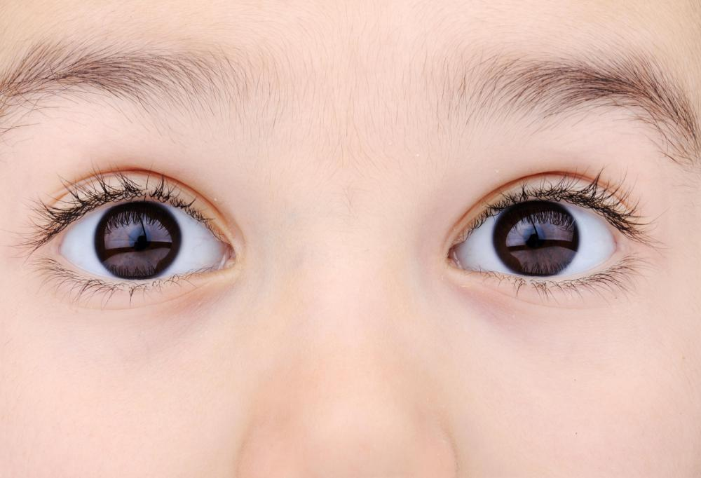 Blinking when an object is close to one's eyes is an example of a reflex action.