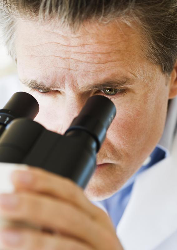 A lab analysis may be necessary to confirm the cause of sinus tumors.