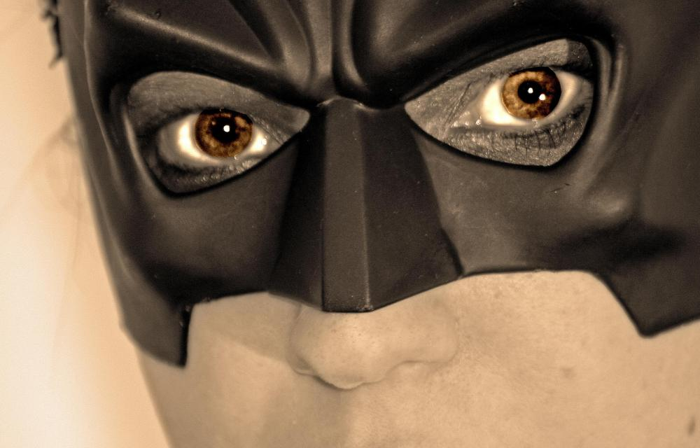 "Dutch angle was commonly employed in the television series ""Batman"" during the 60s."
